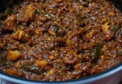 Goan Prawn Balchao / Goan Prawn Pickle
