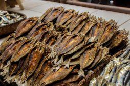 Salted Dry Seafood
